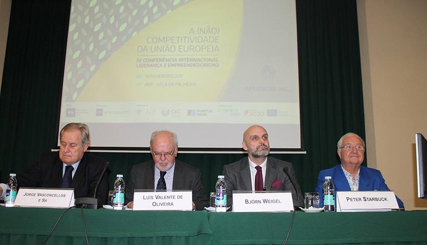IV Conferência Internacional Liderança e Empreendedorismo