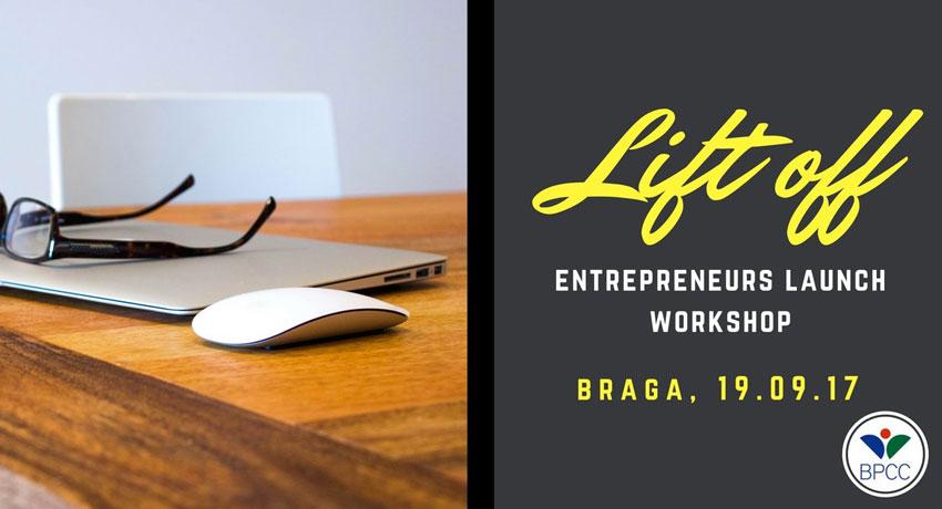 Lift Off - Entrepeneurs Launch Workshop
