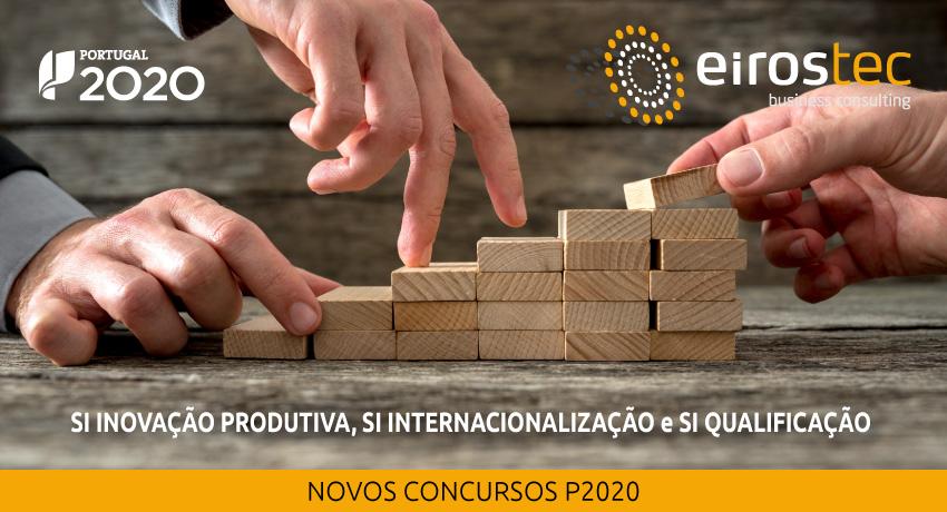 Novos Concursos P2020 - EIROSTEC